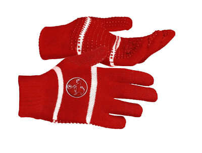 Horze Magic Children'S Gloves - Red