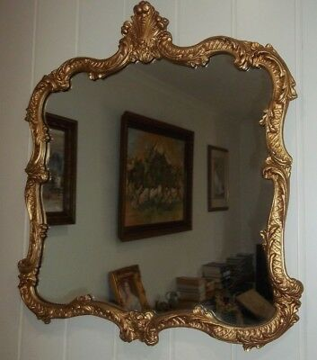 Pair of Matching Vintage Gilded Mirrors , pick up in Geelong