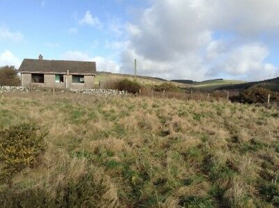Plot of land with planning permission, in Dumfries and Galloway
