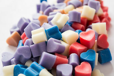 25 Highly Scented Mini Soy Wax Melts For Oil Burner - Many Fragrances - Free P&P