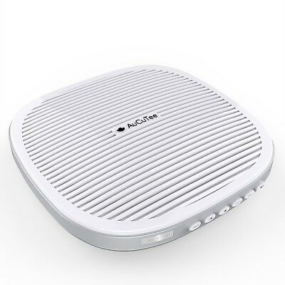AuCuTee Portable White Noise Machine, With 20 Soothing Sound, Sleep Therapy N...