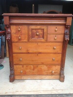 Cedar Chest Of Drawers