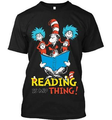 """UNISEX HEAVYWEIGHT""""READING THING 