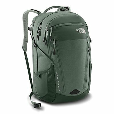 TNF Surge Transit Pack Women's Balsam Green/Wrought Iron One Size