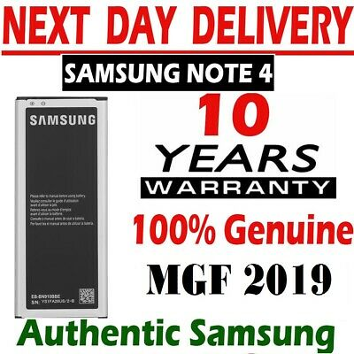 Original Genuine Replacement Battery For Samsung Galaxy Note 4 Four SM-N910C