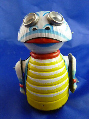 Roboter Moon Creature, made in Japan 60er Jahre