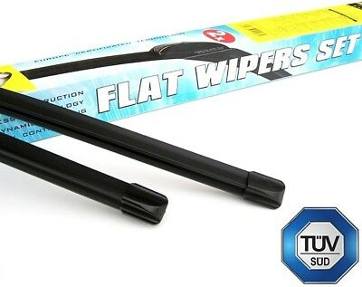 Wiper Blades FLAT SET California T5 [7H] (2.2003-11.2009) 610+610mm