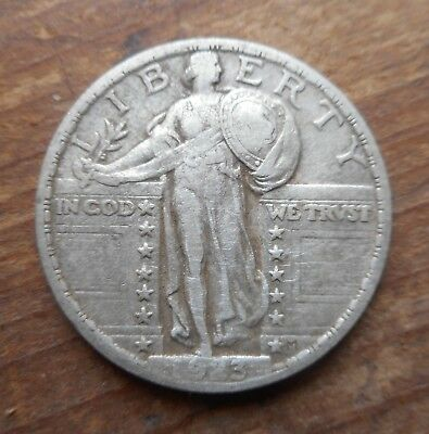1923 Standing Liberty Quarter-  ** Beautiful Coin- Have A Look!! **