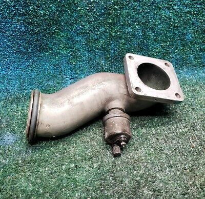 Volvo Penta TAMD72 71 D7 Turbo Diesel Aftercooler Connecting Pipe Inlet 847770