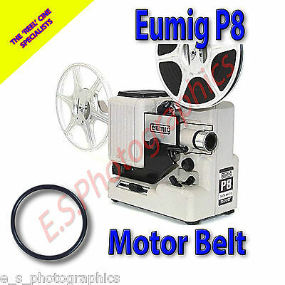 Eumig Projector Belt For P8 - BRAND NEW