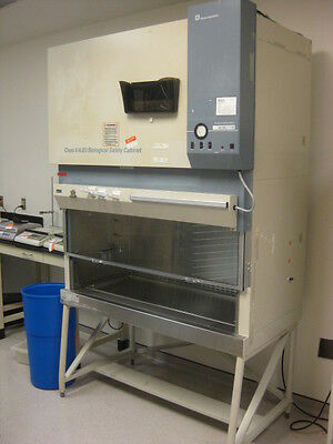 Biological Safety Cabinet - 4 Foot Forma Scientific Model 1184 with Stand