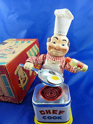 Chef Cook, Y- Yonezawa, made in Japan 60er Jahre