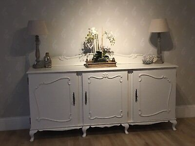 Large French Antique Style Sideboard - NO RESERVE AUCTION!