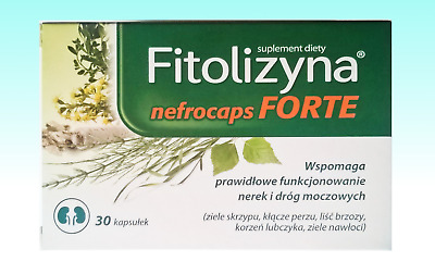 Fitolizyna Phytolysin Nefrocaps Forte 100% ORIGINAL ★★WOW ANGEBOT★★ ★★DHL★★★