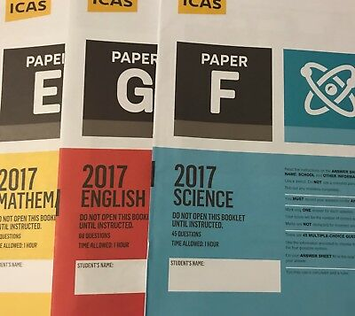 Icas past year papers pdf