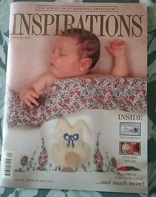 Inspirations The world's most beautiful embroidery book. 20/1998