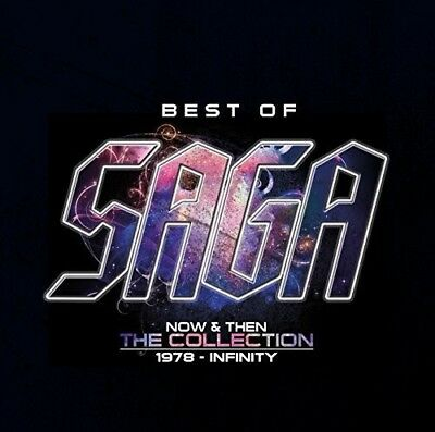 Saga - Best Of (CD Used Like New)
