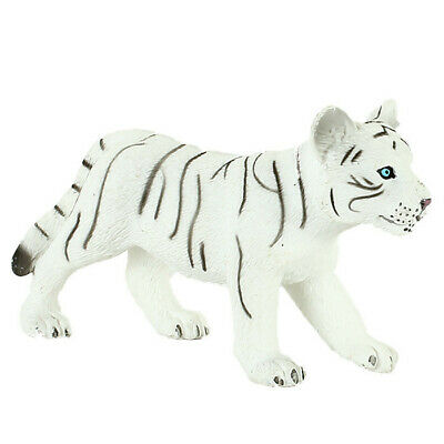 Animal Planet By Mojo White Tiger Cub Kids Toy Collectable Figure **New**