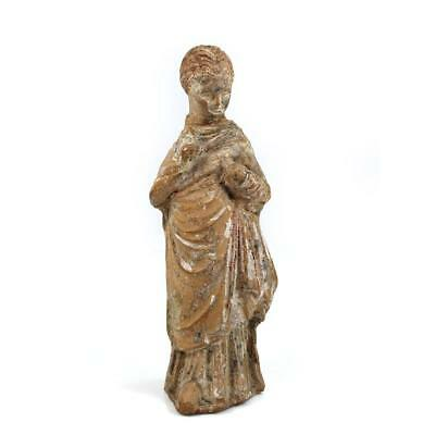 A Hellenistic Statuette of a young Girl, ca. 3rd - 1st century BC
