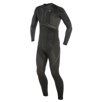 Dainese D-Core Black Moto Motorcycle Motorbike Base Layer Air Suit | All Sizes