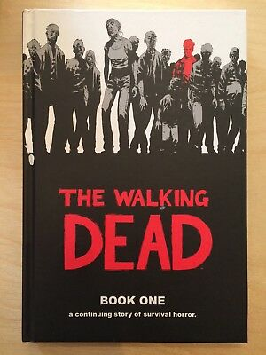 The Walking Dead: Book One (Hardcover, Graphic Novel, Comics)