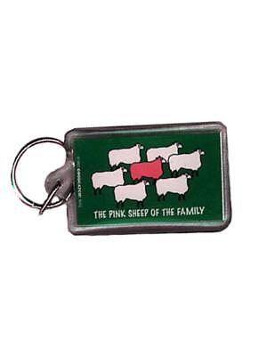Pink Sheep Of The Family Key Ring Gay Rainbow Pride Gay-Pride Free Delivery!