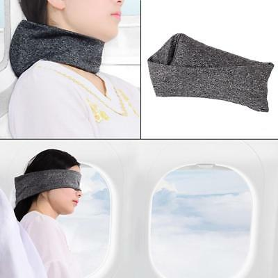New Travel Pillow And Eye Mask 2 in 1 Super Soft Neck Support and Head Cushion