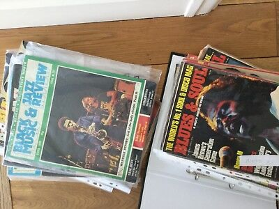 472 x Blues and Soul magazines 1978-1997