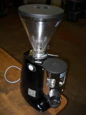 Mazzer - Super Jolly Automatic Commercial Coffee Espresso Grinder - Black - Used