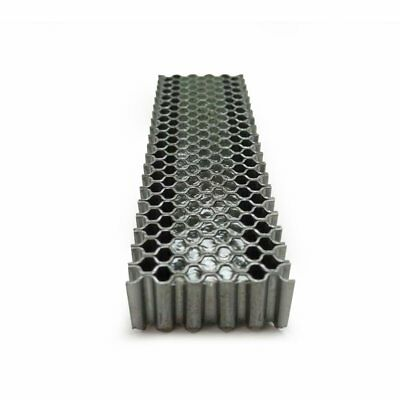 """Corrugated Staples -- 25 Gauge 1-Inch Crown, 1/4"""" length Corrugated Nailes 8000p"""