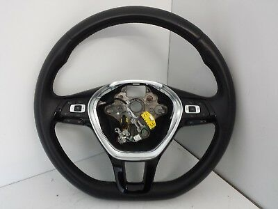 VW Volkswagen MK7 Golf 2013 2.0 GT Multifunction Steering Wheel 622995100A