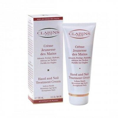 New CLARINS Hand and Nail Treatment Cream 100ml as pictured