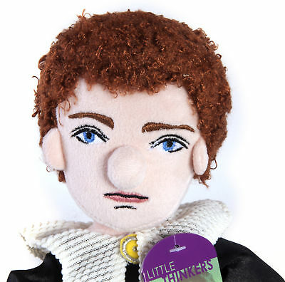 Marie Sklodowska Curie Soft Toy - Little Thinkers Doll