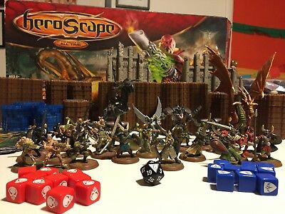 Heroscape - Master Set: Rise of the Valkyrie -100% Complete: Excellent Condition