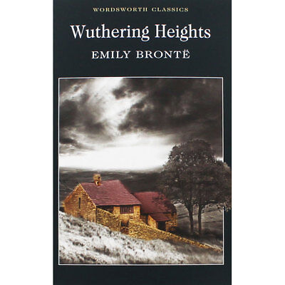 Wuthering Heights - Wordsworth Classics by Emily Bronte (Paperback), Books, New