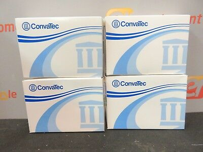 "ConvaTec 401512 Natura Drainable Pouch 1 3/4"" Ostomy New Lot of 4 Boxes"