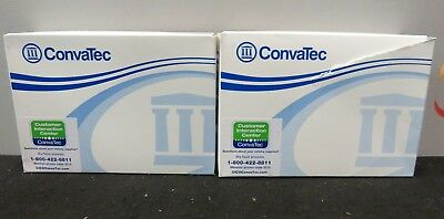 Convatec 22771 Active Life One Place Drainable Ostomy Pouch New Lot of 2 Boxes