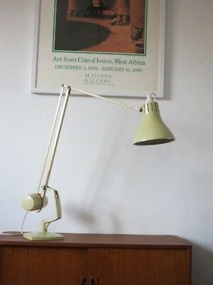 Vintage Hadrill & Horstmann Counter Balanced Desk Lamp