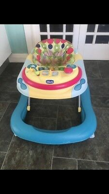 baby walker used Chicco