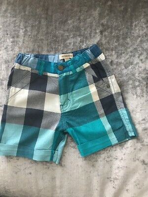 Burberry Boy Shorts