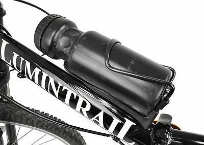 Lumintrail Adjustable Bike Water Bottle Cage Up To 3 in Diameter Aluminum Alloy
