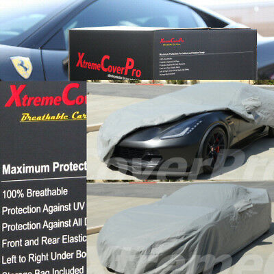 100/% Waterproof 100/% Breathable CHEVY CORVETTE Coupe 1997-2004 CAR COVER
