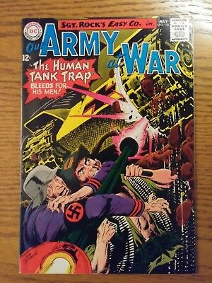 Our Army at War #156 (Jul 1965, DC)