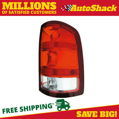 New Prime Choice Premium Rear Right Passengers Side Tail Light Assembly fits GMC