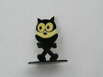 1920's Japan Felix the Cat Celluloid Place Card Holder Adorable RARE COMPARE 90$