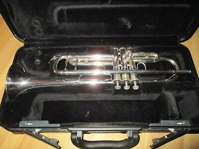 YAMAHA 6345 HGS PROFESSIONAL MODEL TRUMPET #201xxx - Good Used Condition !!!