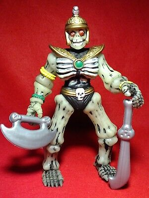 1994 Hinstar SKULL FORCE  Skeleton Knight  Warriors  Skeletor Ritter  MOTU rar *