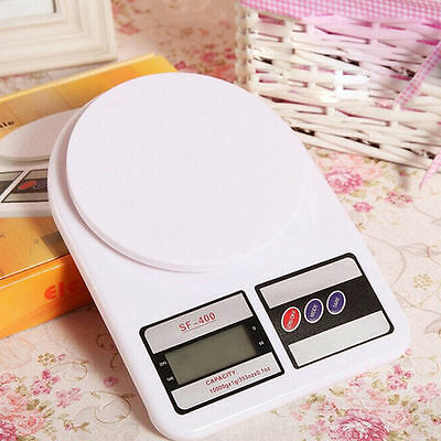 5kg/7kg/10kg  LCD Digital Electronic Kitchen Scale for Food Balance Weighing