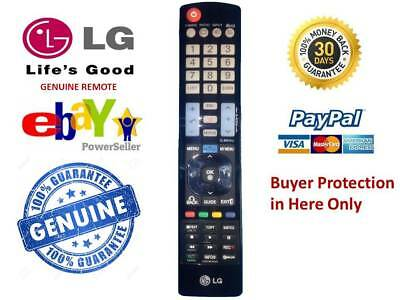Remote Control For LG TV 42PJ350-AB