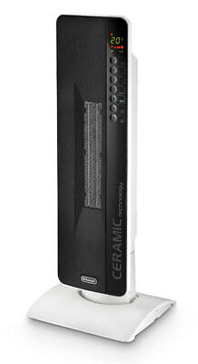 New DeLonghi - Digital Ceramic Tower Heater -TCH8093ER